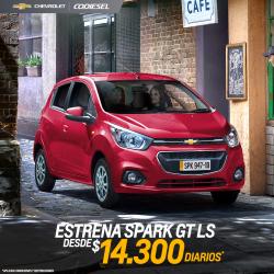 ESTRENA SPARK GT LS