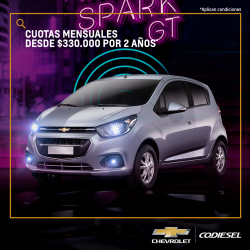 SPARK GT CONNECT